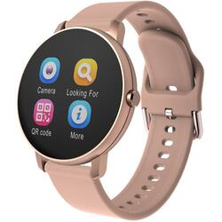 Smartwatch cu Bluetooth, monitorizare ritm cardiac, notificari, functii fitness S191
