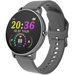 Smartwatch cu Bluetooth, monitorizare ritm cardiac, notificari, functii fitness S190