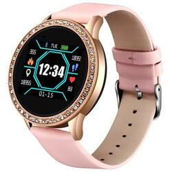 Smartwatch LIGE cu Bluetooth, BPM, MMHG, Acces camera foto, Notificari, Monitorizare somn S196