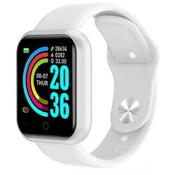 Smartwatch cu Bluetooth, monitorizare ritm cardiac, notificari, functii fitness S215