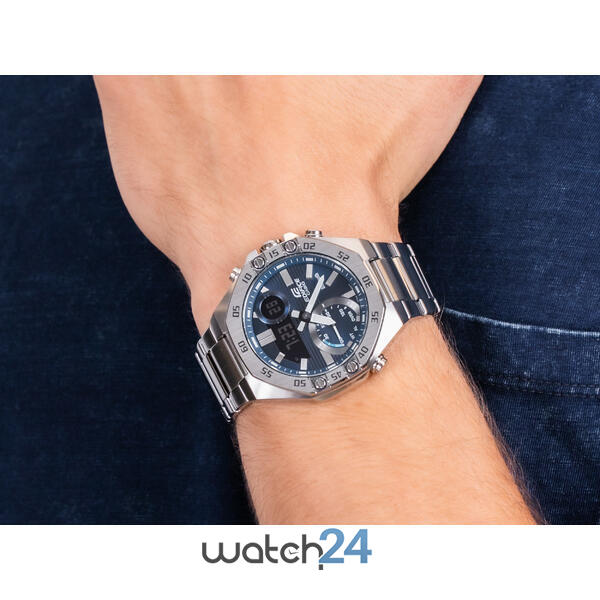 CEAS BARBATESC CASIO EDIFICE BLUETOOTH ECB-10D-2AEF