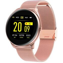 SmartWatch cu Bluetooth, BPM, MMHG, SPO2,Vreme, Notificari, Cronometru, Control audio S337