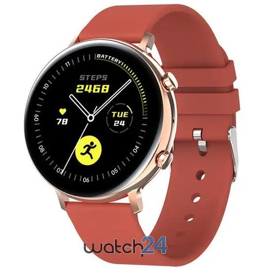 SmartWatch cu Bluetooth, BPM, MMHG, EKG, notificari, apelare Bluetooth, calculator, calendar, moduri sport S355
