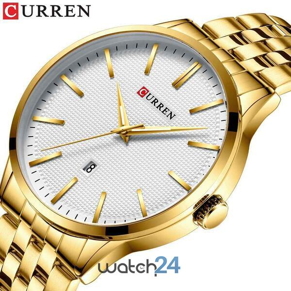 CEAS BARBATESC CURREN CASUAL, AFISAJ DATA 8364-A