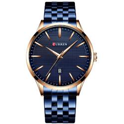 CEAS BARBATESC CURREN CASUAL, AFISAJ DATA 8364-C